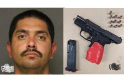 Weapon and Warrants in a Suspicious-Looking Truck