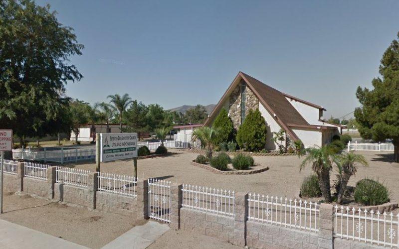 Transient Burglar Causes Extensive Damage to Church
