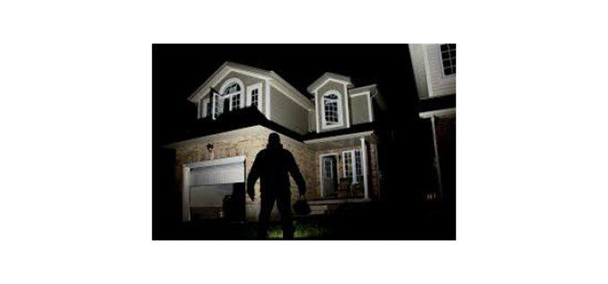 $1 Million Bail for Residential Burglaries