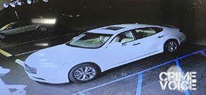Thief's car