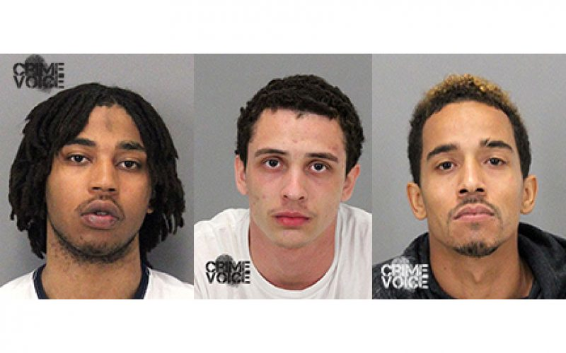 SJPD Arrest Four Suspects in Armed Robbery, Seeking Other Possible Victims
