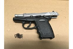 Man Caught with Loaded Gun near San Rafael Transit Center