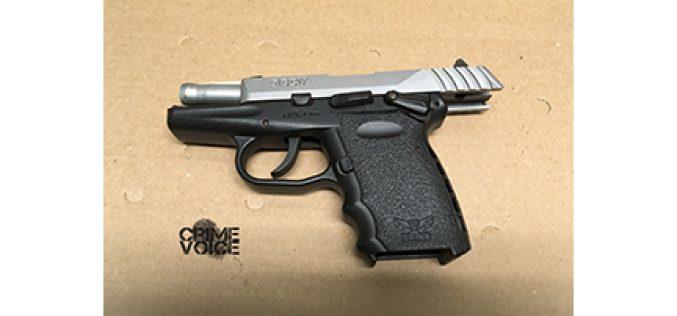 Man Caught with Loaded Gun near San Rafael Transit Center