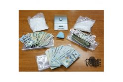 Meth, Cash Seized in Wasco Home Raid