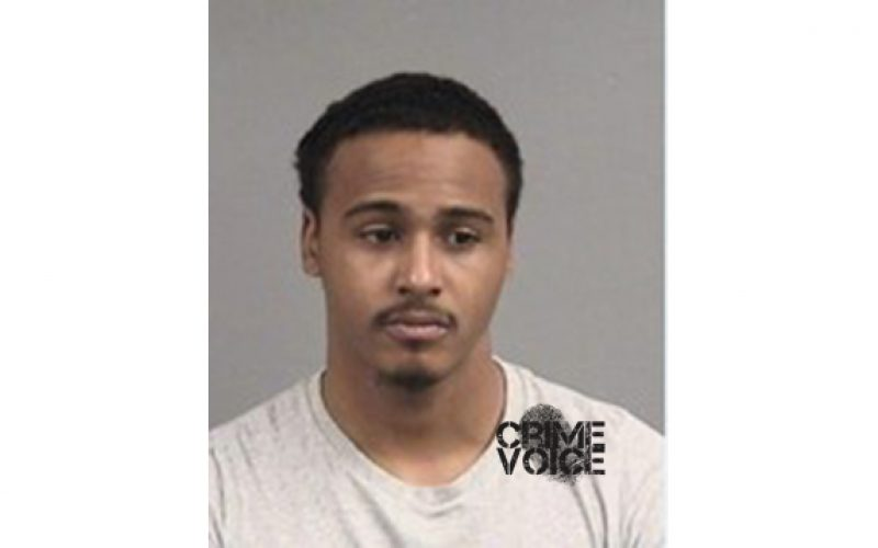 Man Charged with 8 Counts of Vehicle Burglary in Open Investigation