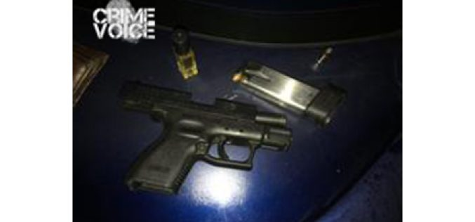 Deliveryman with Semi-Automatic Pistol Takes Detour to Jail