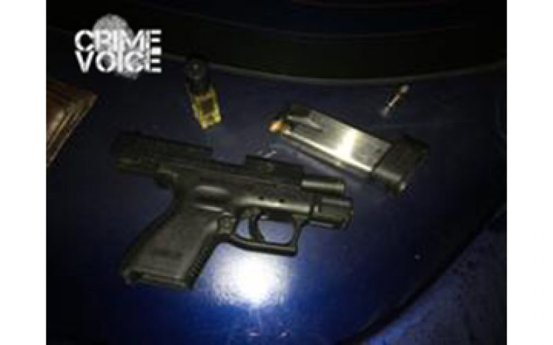 Deliveryman with Semi-Automatic Pistol Takes Detour to Jail