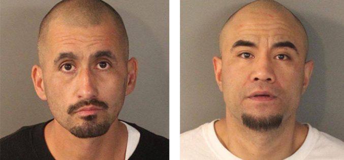 Burglary alarm draws Auburn police, suspects arrested