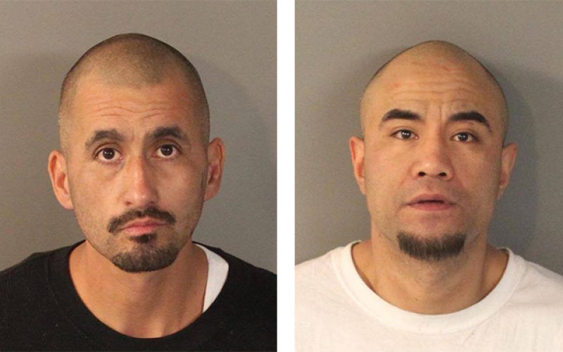 Burglary alarm draws Auburn police, suspects arrested