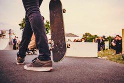 Skateboard Groper Sought for Irvine Sexual Batteries