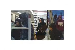 Bystander Dies, Trio Sought in Robbery, Assault