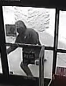 burglary at dollar general