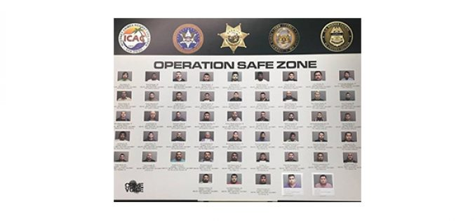 ICSO Announces Operation Safe Zone Results