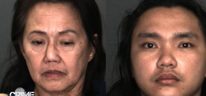 Mother & Son Arrested for Theft & Fraud