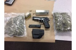 Convicted felon arrested for vehicle burglary in Davis