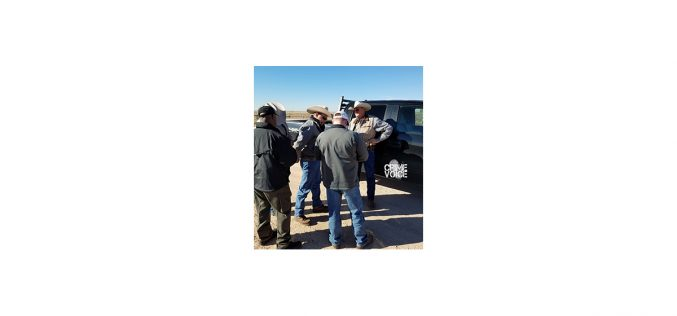 Man Arrested in Modern Day Cattle Rustling Case