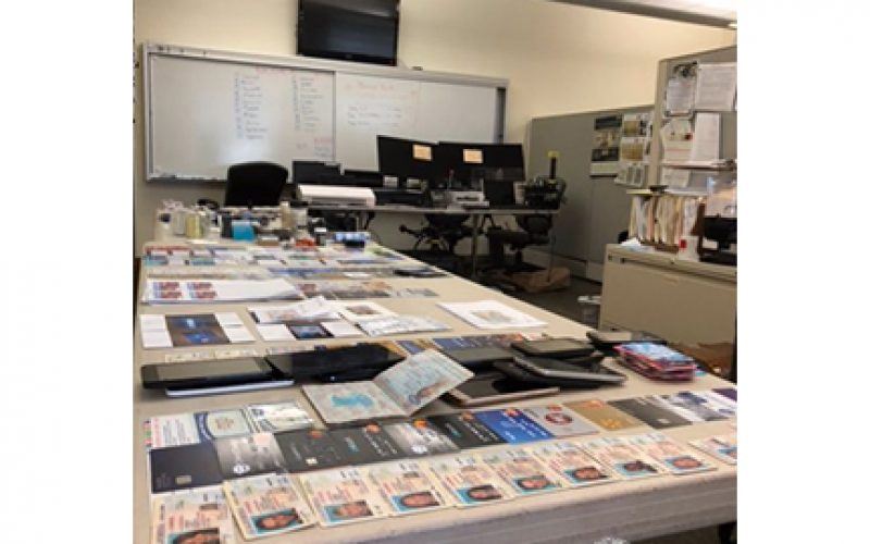 "ID Theft ""Lab"" Busted"