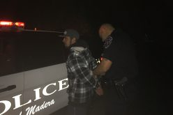Stolen gun discovered during traffic stop in Madera, suspect arrested