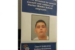 SJPD Arrest Harker Middle School Sexual Assault / Robbery Suspect