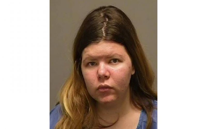 18-Year Old Booked for Manslaughter of Her Newborn Baby
