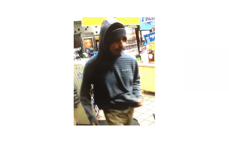 Dixon PD searching for attempted robbery suspect