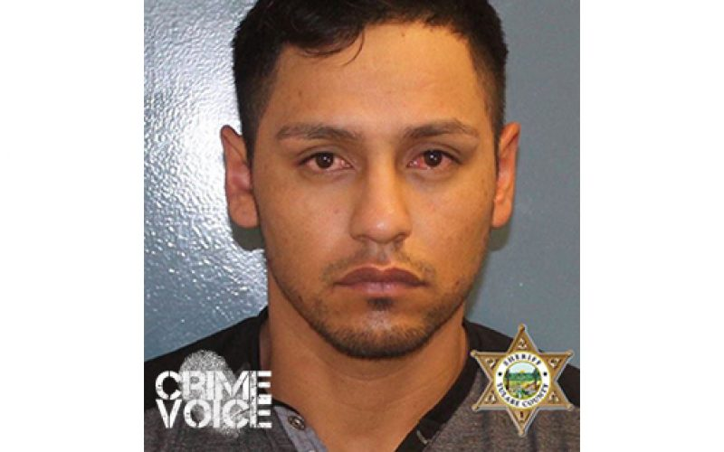"""One of Tulare's """"Most Wanted"""" Arrested"""