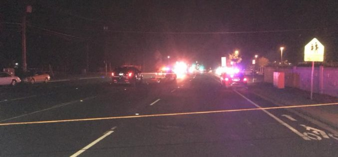 Modesto PD investigating hit-and-run collision on Tully Road (UPDATE)