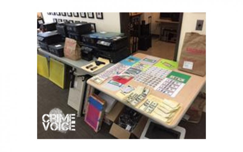 Counterfeiters Busted, High-end Equipment Seized