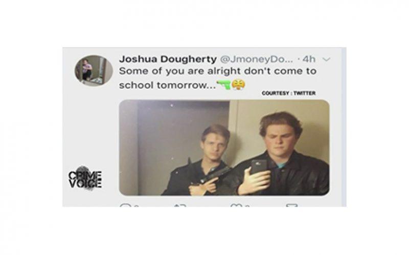 Social Media Threat Nets Two Arrests