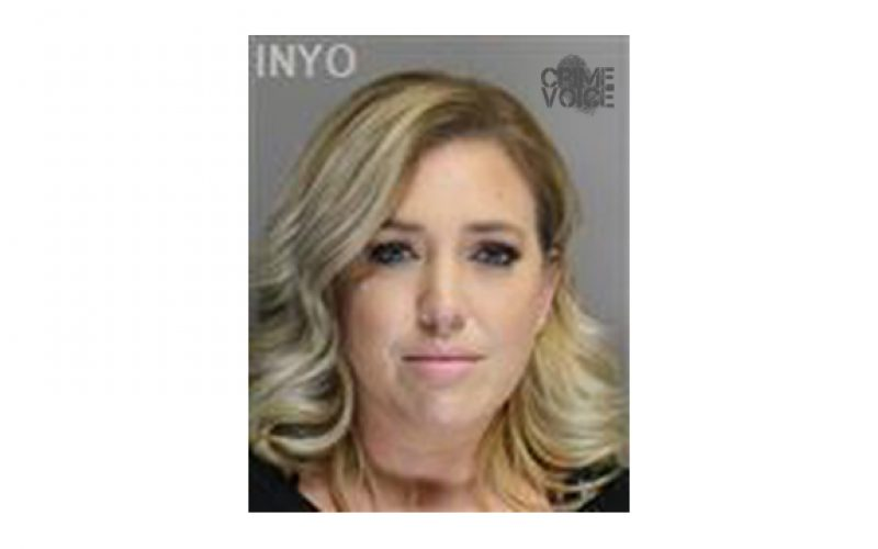 Embezzlement Charge Brings Long Beach Resident Back to Inyo