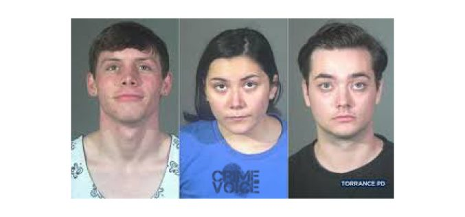 Young Trio Face up to Life in Prison for Paintball Attack