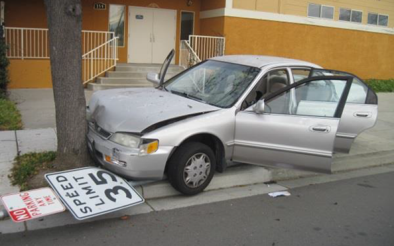 Auto thief crashes, is arrested after brief chase with Milpitas Police