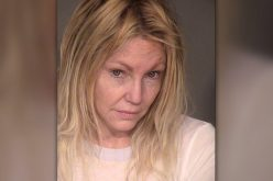 Heather Locklear Arrested in Domestic Violence Incident
