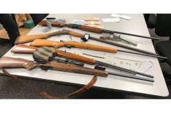 Missing person located — along with firearms, other items stolen during burglary