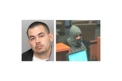 Wanted bank robbery suspect nabbed by police at nearby mall