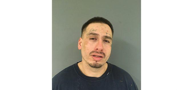 Hollister man arrested on plethora of charges after vehicle pursuit