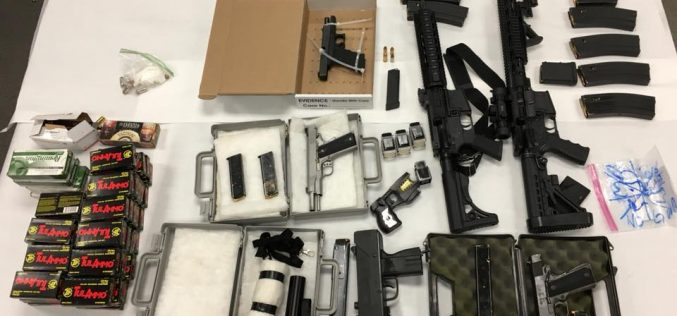 Clearlake man arrested for weapons violations in Fresno
