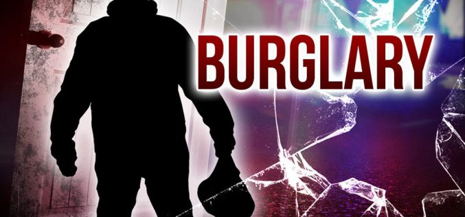 Man tries to burglarize unoccupied home