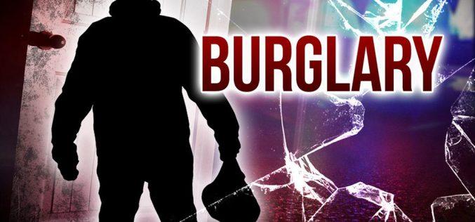 Barricaded Burglar Arrested in Oxnard