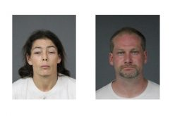Search warrant leads to two arrests for maintaining drug house in Eureka