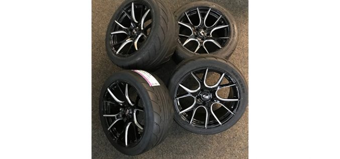 Sonoma Raceway mechanic arrested for grand theft of customized racing wheels