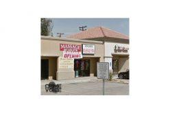 Three Massage Businesses Closed