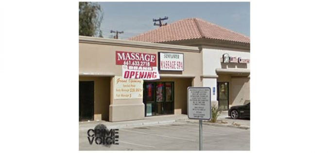 Three Massage Businesses Closed