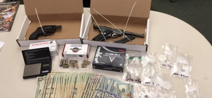 Lodi man arrested on drug charges; 2 others on warrants