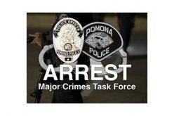 Major Crimes Task Force's Gang Force Sweep Apprehends Armed Parolee At Large