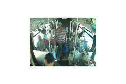 Suspect Sought in Montebello Transit Bus Stabbing, Victim in Grave Condition
