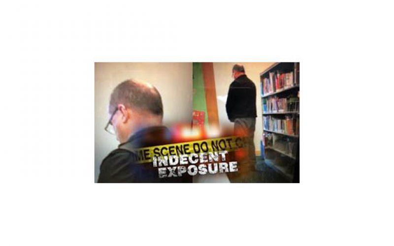 Indecent Exposure in Milpitas Public Library