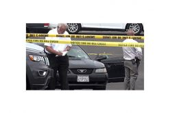 Man Shot, Killed After Ramming Police with Car