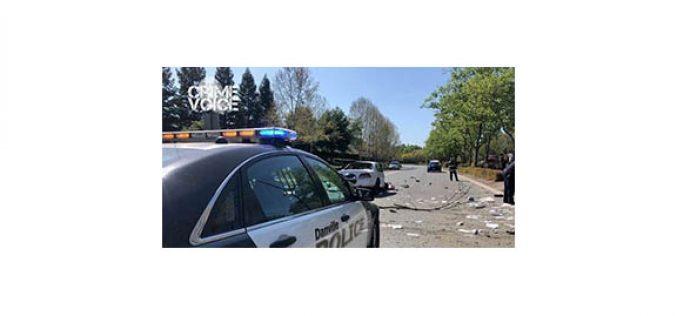 Surveillance Camera Spots Stolen Car, Suspect Caught Minutes Later