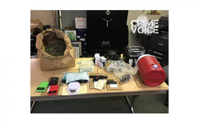 Placerville Pair Pinched for Drugs